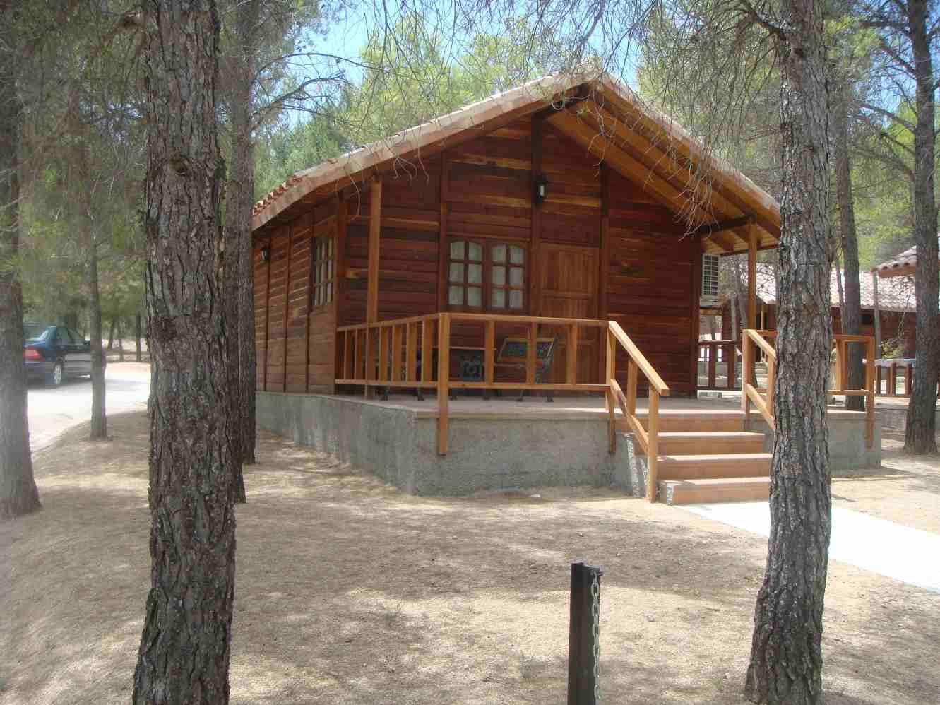 Casas rurales de madera - Casa rural de madera ...